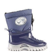 Kid's blue rain boot