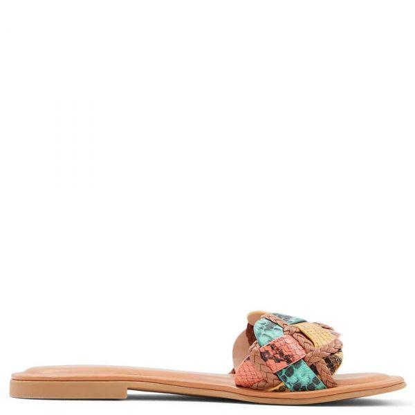 LOTHELALIAN Πολύχρωμο σανδάλι
