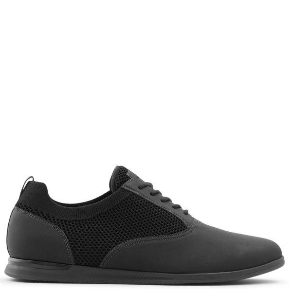BALLAN Ανδρικό μαύρο παπούτσι