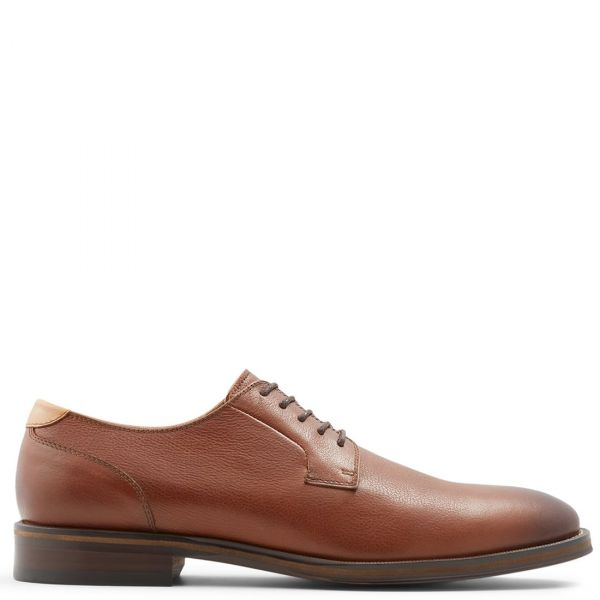 IEZERUFLEX Ανδρικό ταμπά δερμάτινο παπούτσι