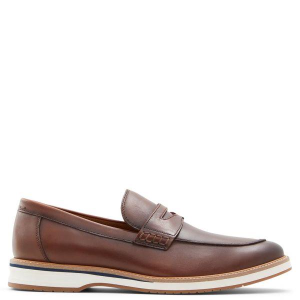 DYSTOPIAFLEX Ανδρικό ταμπά δερμάτινο παπούτσι