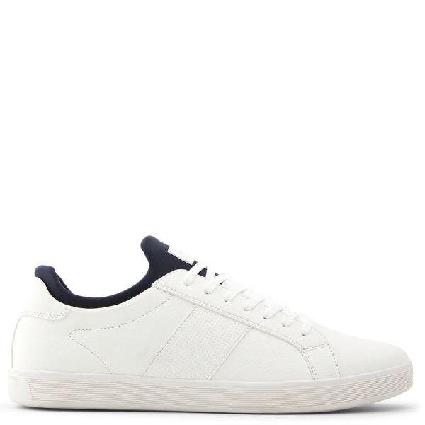 PRAYRIEN Ανδρικό λευκό sneaker