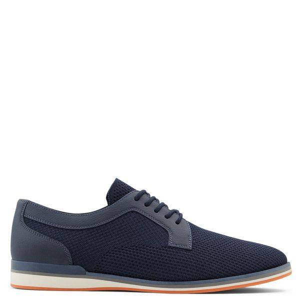 PROMETHEUS ανδρικό μπλε υφασμάτινο παπούτσι