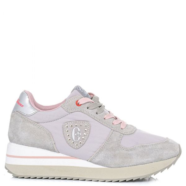Taupe sneaker