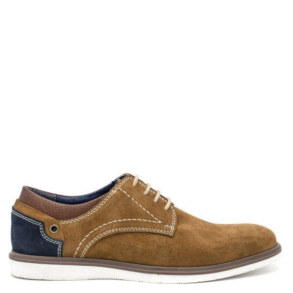 Ανδρικό ταμπά καστόρινο παπούτσι