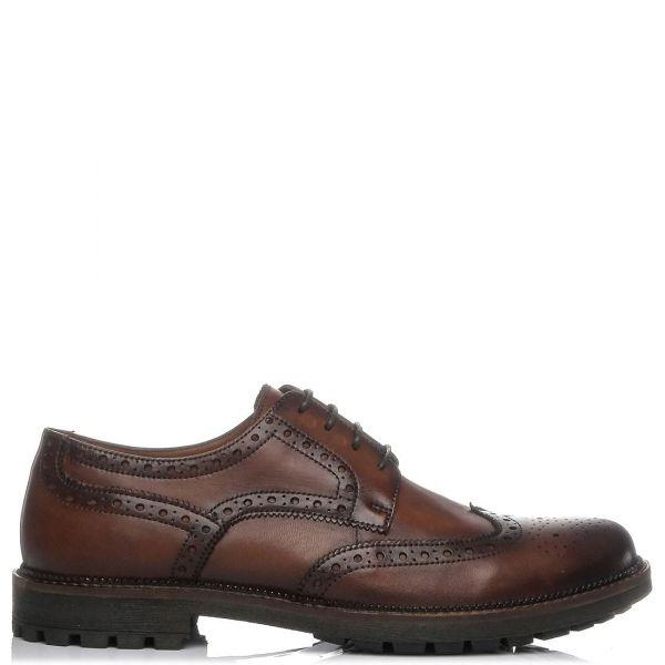 Ανδρικό ταμπά δερματινο παπούτσι
