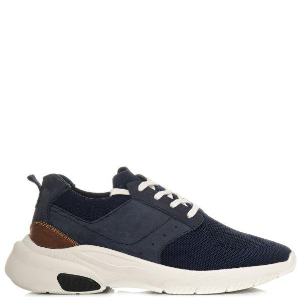 Ανδρικό σκούρο μπλε sneaker