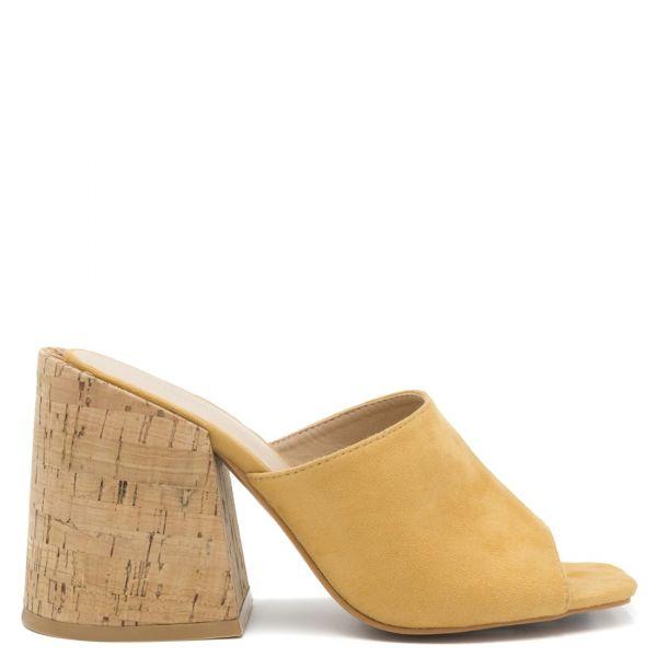 Κίτρινο mule
