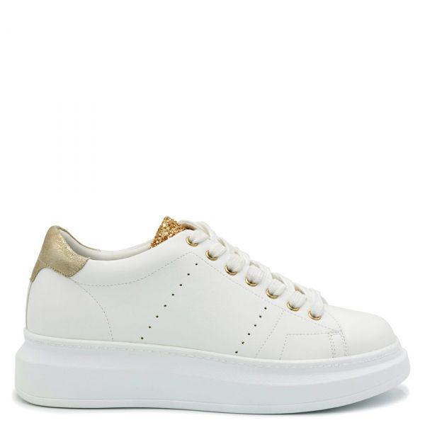Λευκό chunky sole αθλητικό