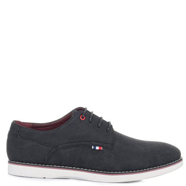 Ανδρικό μαύρο παπούτσι