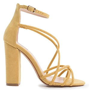 MIGATO DF8230-L11 yellow sandals