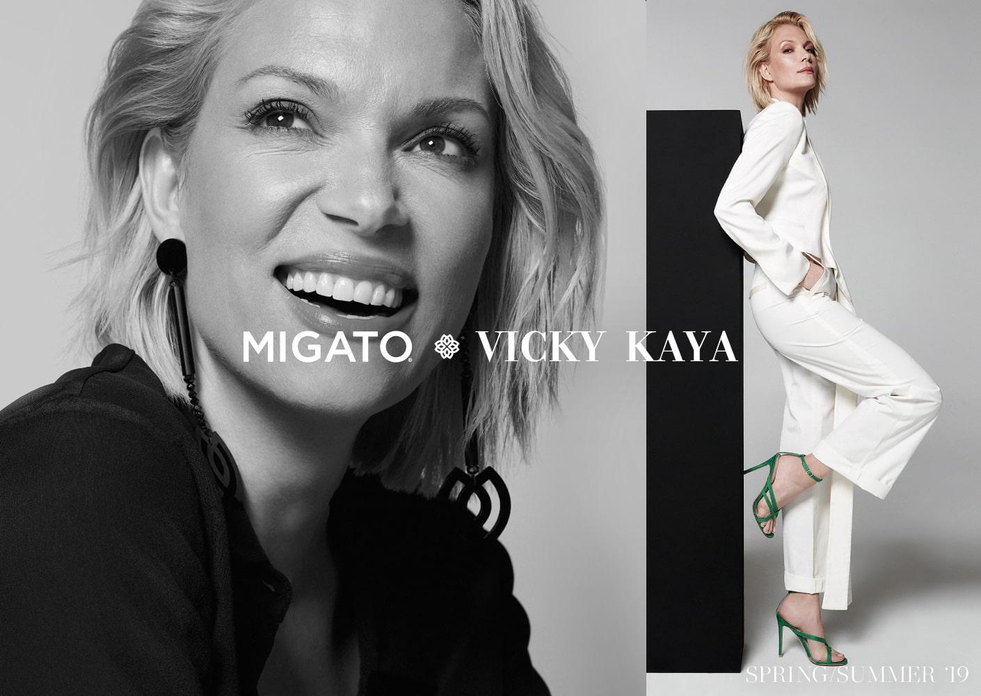 MIGATO Vicky Kaya SS19 Campaign