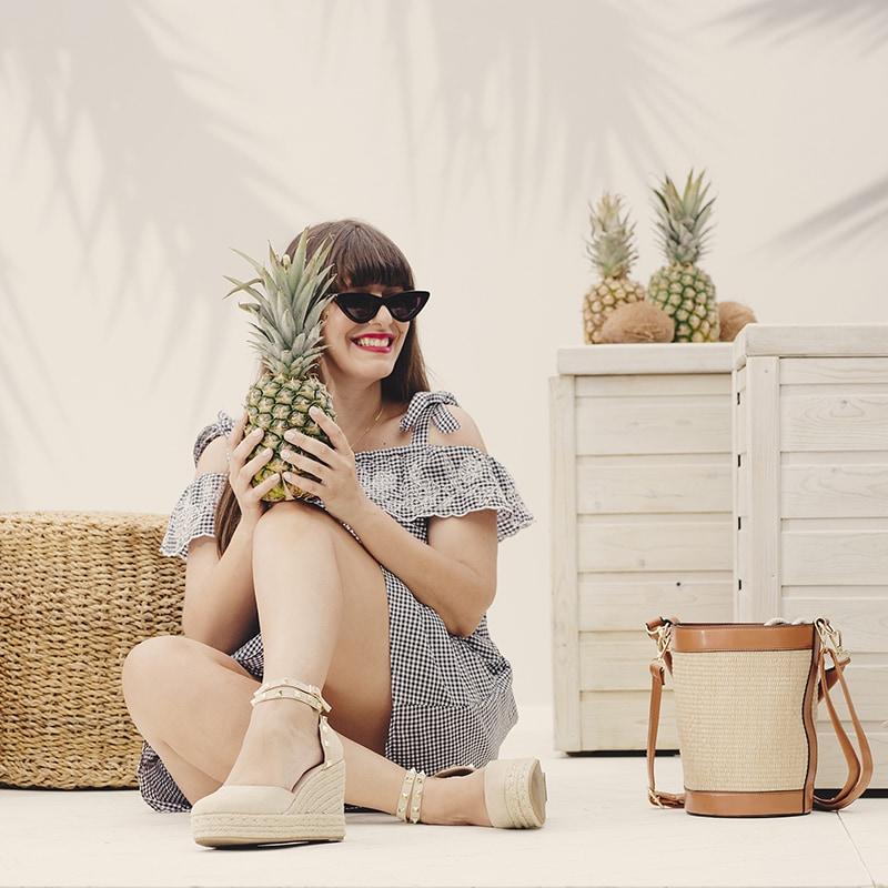 Loukia Sanida - The Fashion Reporter