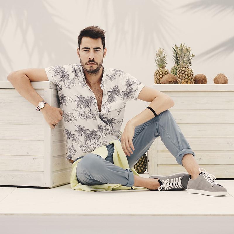 Haris Karypidis - Fashion Attentant