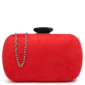 MIGATO Y9051-L08 coral red micro-clutch