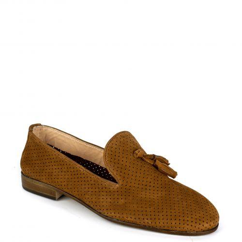 Ταμπά δερμάτινο loafer UA1175-L23