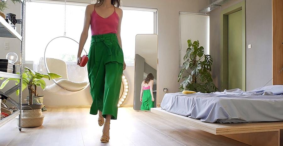 MIGATO Πώς να φορέσετε τις παντελόνες